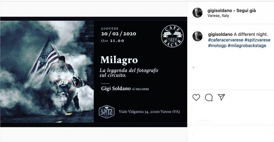MotoGP: Una notte con Gigi Soldano, re dei fotografi della MotoGP