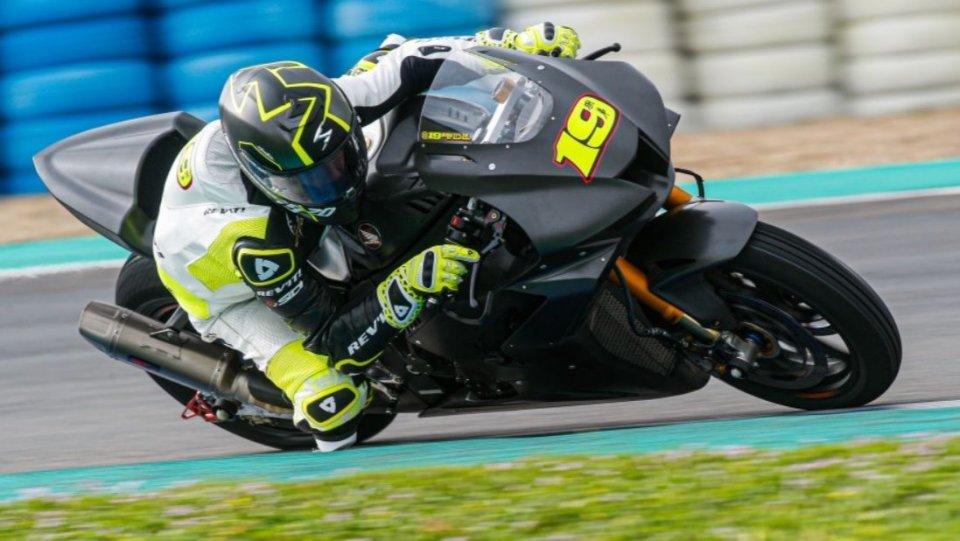 """SBK: Bautista: """"La Honda? Non vincerò 11 gare come con la Ducati"""""""