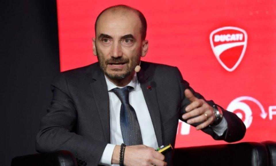 """SBK: Domenicali: """"Ducati può vincere il titolo in entrambi i campionati"""""""