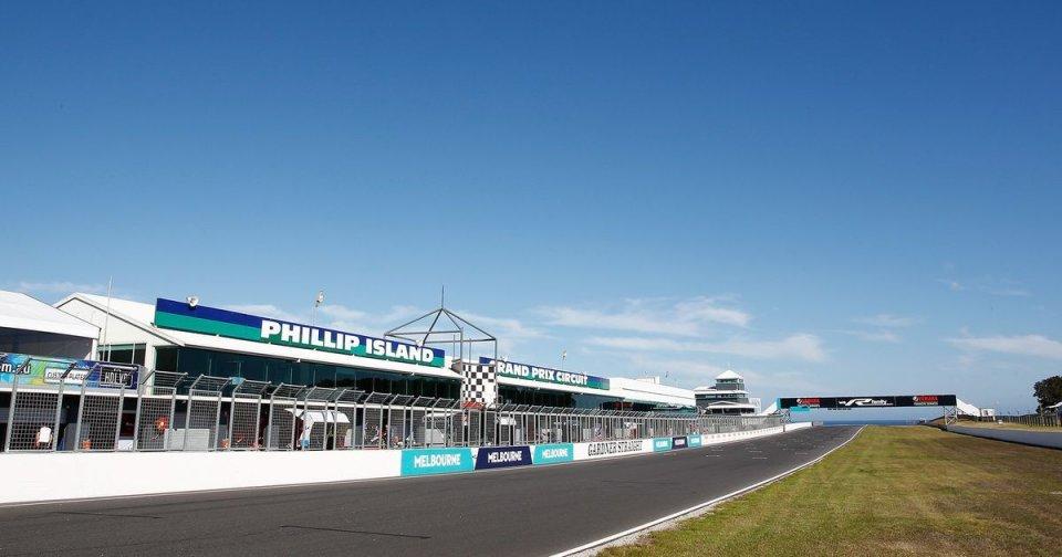 SBK: Phillip Island: ecco il format del weekend di gara