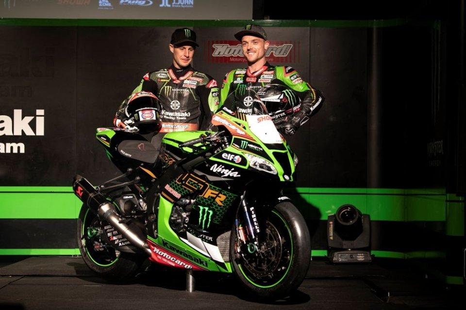 SBK: Rea e la Kawasaki aprono la caccia al sesto titolo