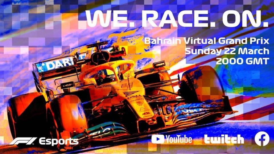 Auto - News: Virtual Gran Prix Series: La Formula 1 torna in pista...dal computer
