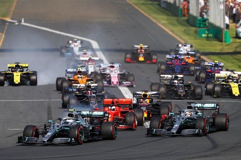 Auto - News: Formula 1, GP Australia: Gli orari in tv su Sky e TV8