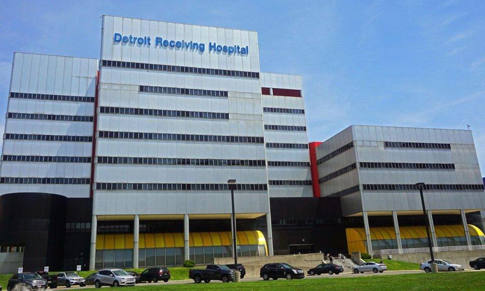 Auto - News: Coronavirus - un ospedale invece del Salone di Detroit 2020