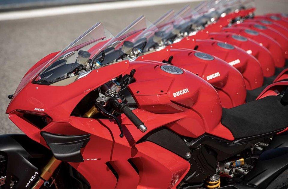 Moto - News: Fatturato e margine operativo in crescita per Ducati nel 2019