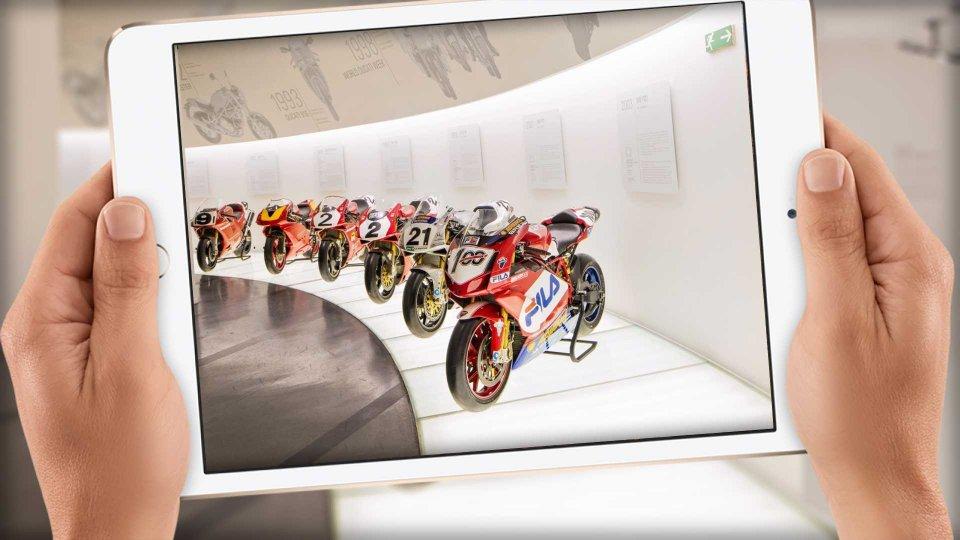 Moto - News: I musei dedicati alle moto da visitare da casa su Google Maps