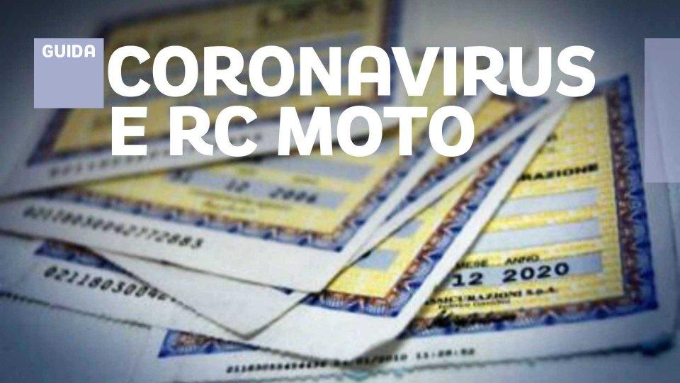 Moto - News: Decreto Cura Italia: cosa cambia per l'assicurazione moto