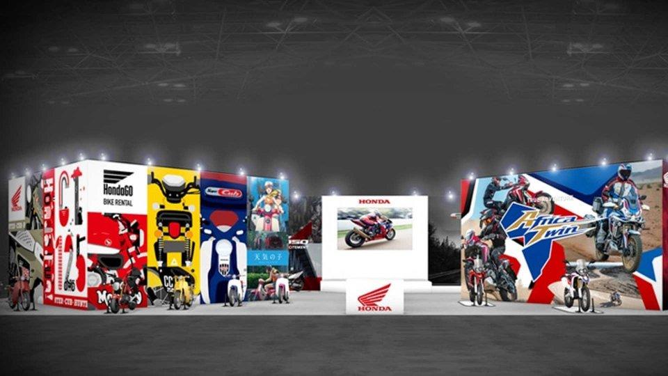 Moto - News: Honda: in Asia per i nuovi modelli la presentazione è virtuale