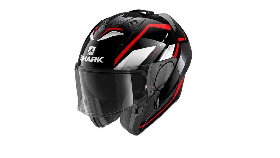 Moto - News: Shark Evo-ES, il casco touring per tuttele stagioni