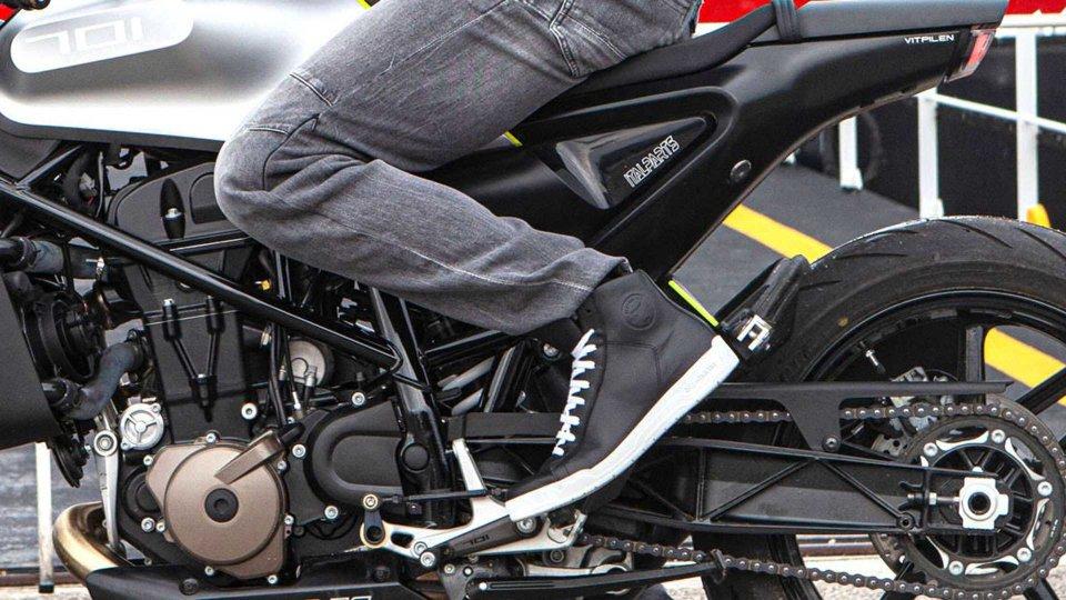 Moto - News: Stylmartin Core: la sneaker per gli urban riders