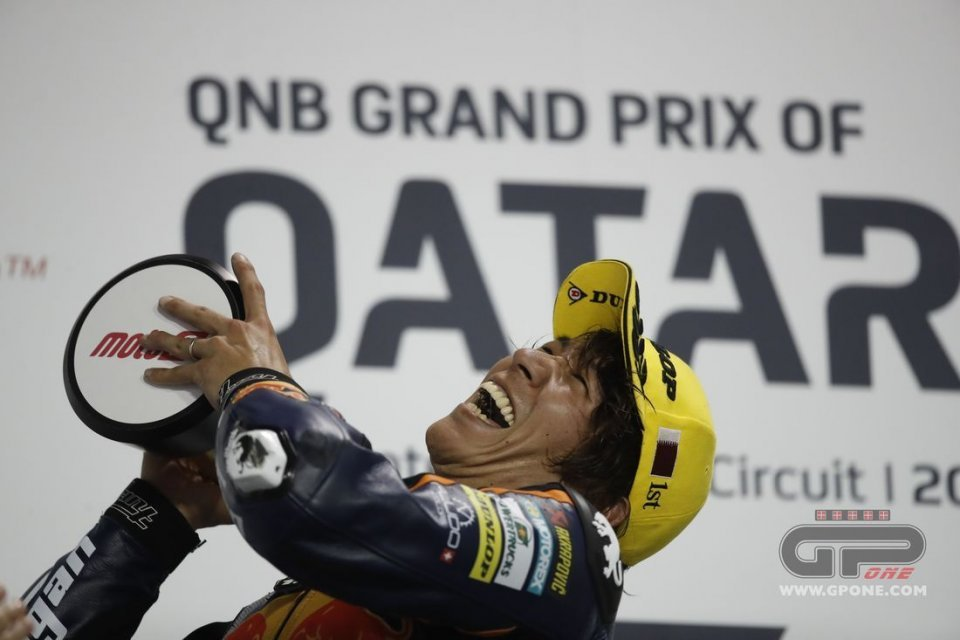Moto2: GP Qatar: the Good, the Bad, and the Ugly