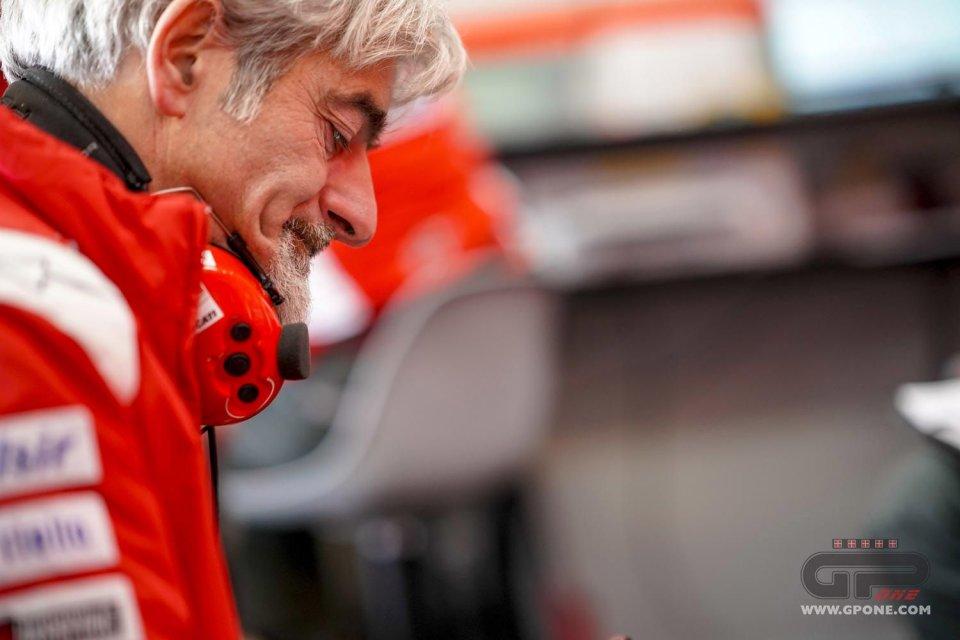MotoGP: Dall'Igna: Grazie allo stop, Marquez e Honda risolveranno i problemi