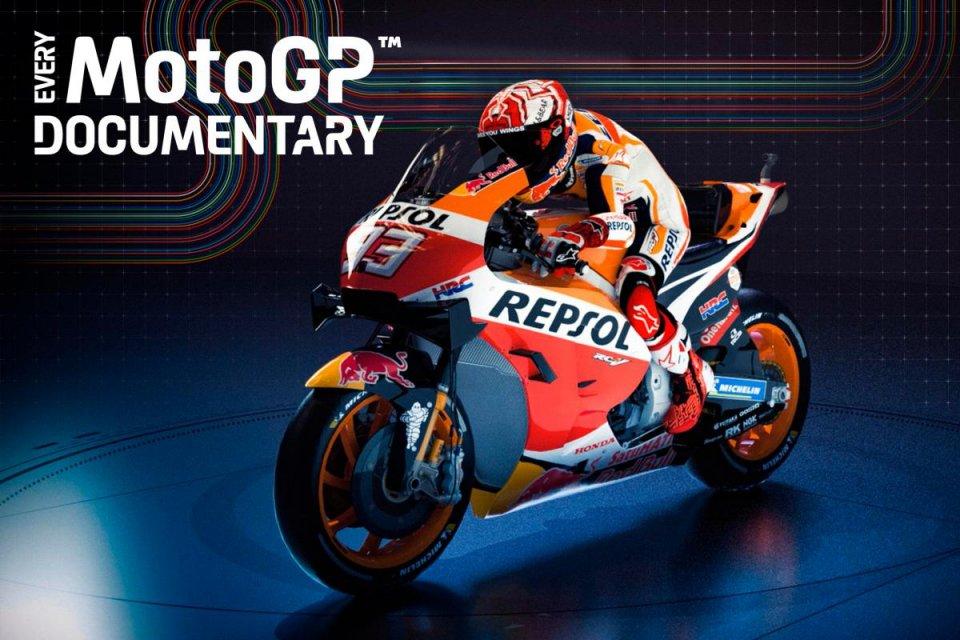 MotoGP: Da Rossi a Marquez: la storia della MotoGP gratis in streaming