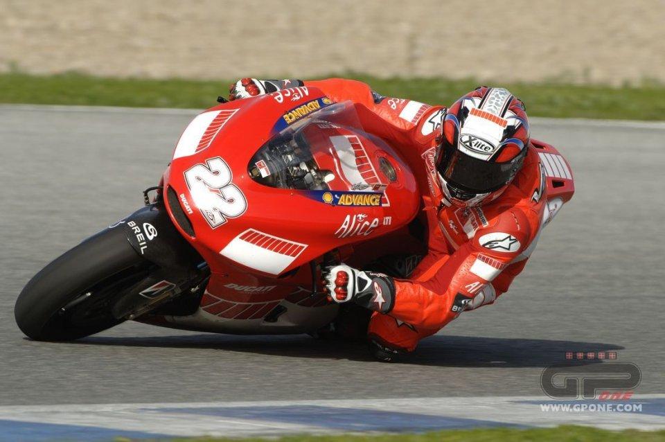 "MotoGP: Guareschi: ""I am a miraculous survivor of Ducati inventions"""