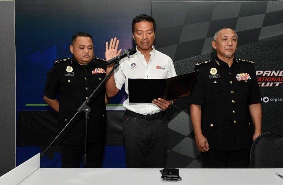 MotoGP: Dietrofront Razali: no ad una seconda gara a Sepang