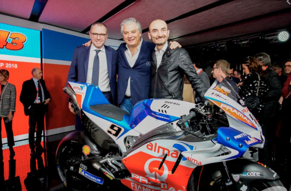 MotoGP: Claudio and Stefano Domenicali stop Ducati and Lamborghini