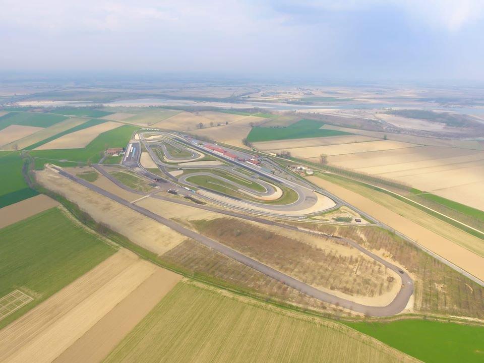 Moto - News: Via ai lavori al Tazio Nuvolari: per il 2021 si arriverà a 5251 metri