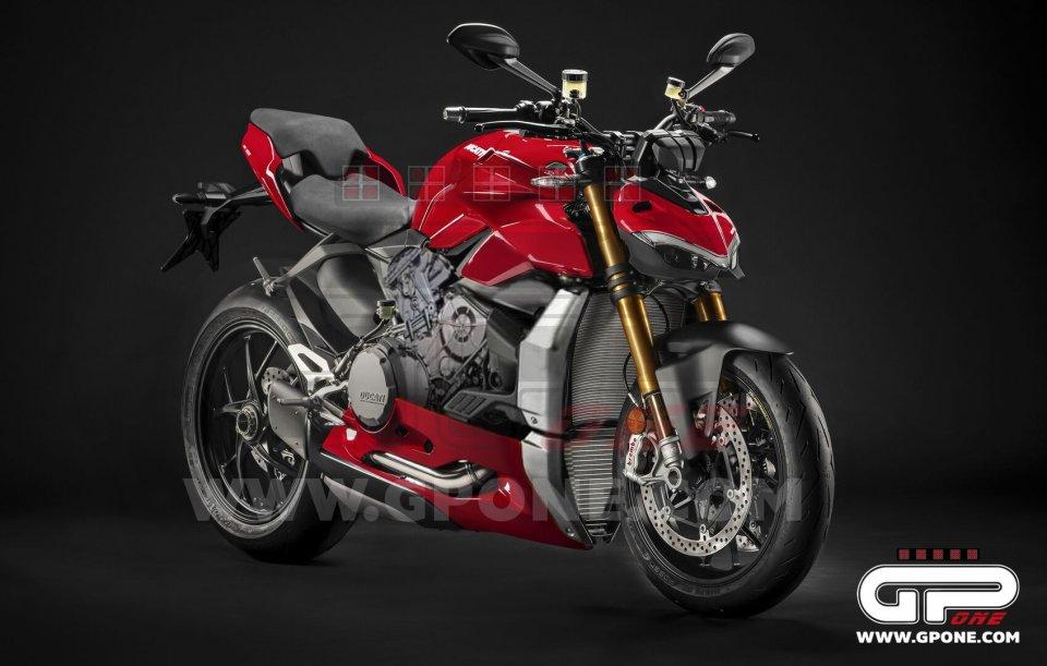 Moto - News: Ducati Streetfighter V2: corsa contro il tempo per presentarla ad EICMA