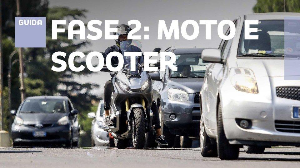 Moto - News: Fase 2: moto e scooter saranno le armi contro il Coronavirus