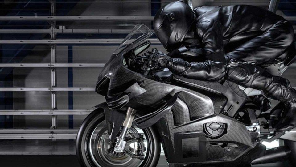 Moto - News: Ducati Superleggera V4: l'aerodinamica al microscopio [VIDEO]