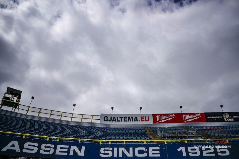 MotoGP: Assen non vuole un GP a porte chiuse: disposti a saltare un anno
