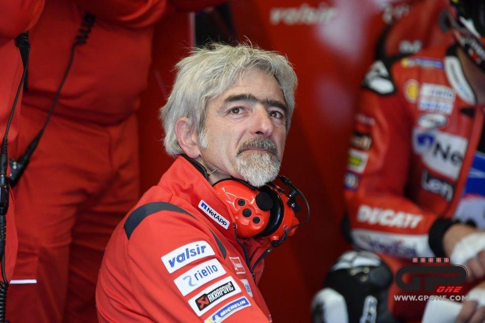 """MotoGP: Dall'Igna's proposal: """"One bike per rider also in MotoGP"""""""