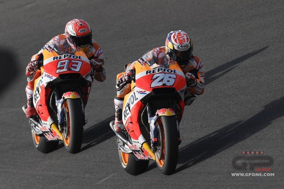 "MotoGP: Dani Pedrosa: ""Marquez is a blend of Rossi and Stoner"""