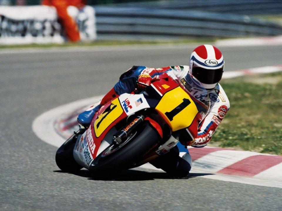 MotoGP: Spencer: 30 anni per fare pace con Roberts