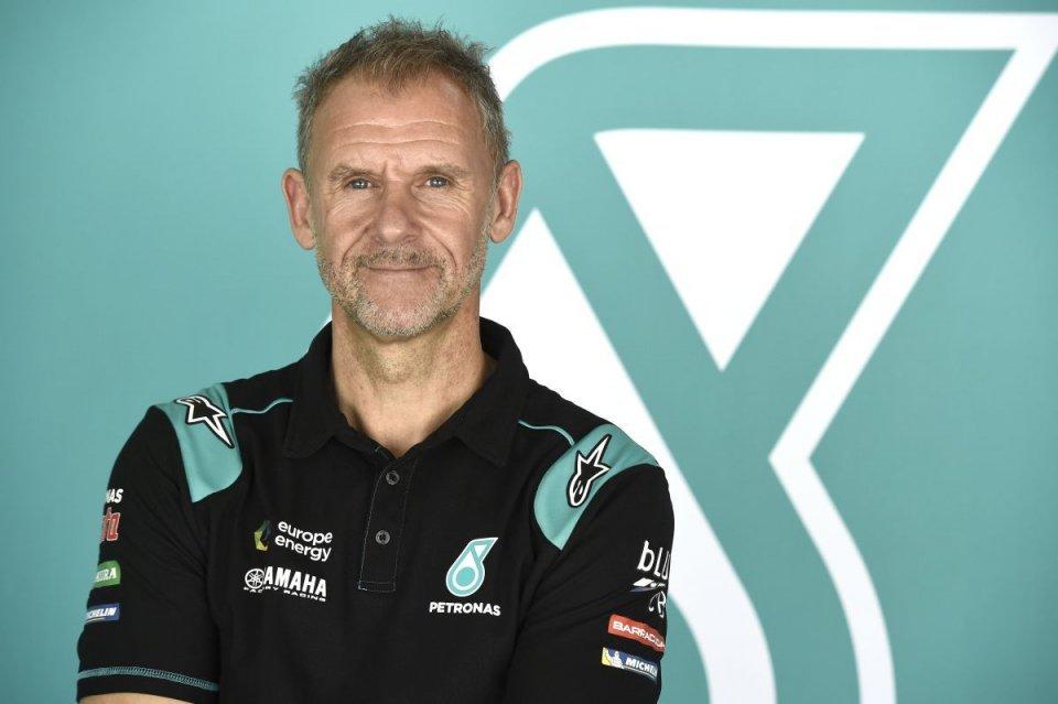 "MotoGP: Zeelenberg (Petronas): ""D'accordo a 2 gare a GP, in stile SBK"""