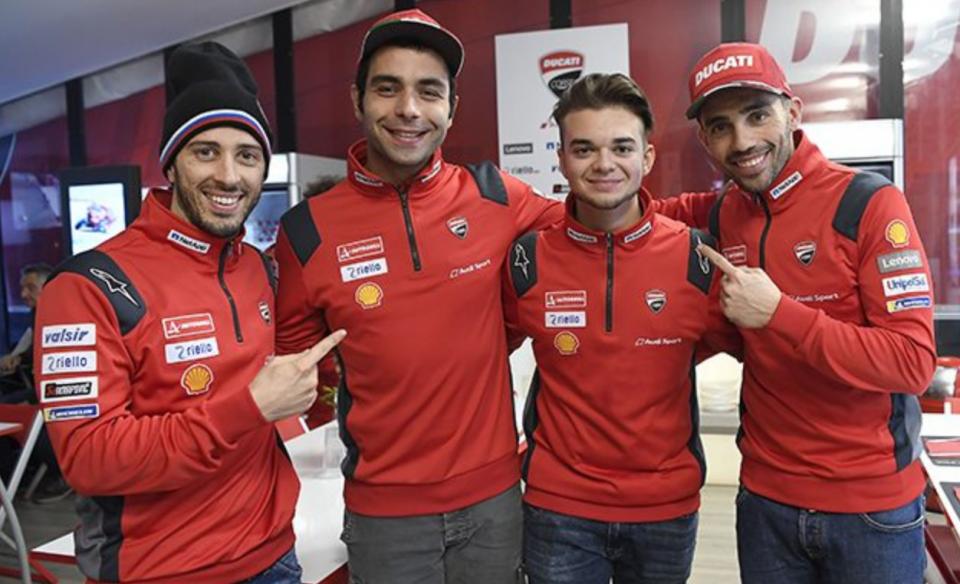 Playtime - Games: E' nato Ducati Corse eSport con il campione del mondo AndrewZh