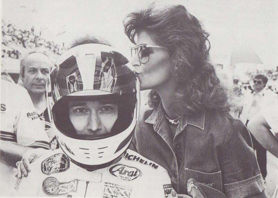 """: Come eravamo: """"Fast"""" Freddie Spencer ed il suo debutto con Yamaha"""