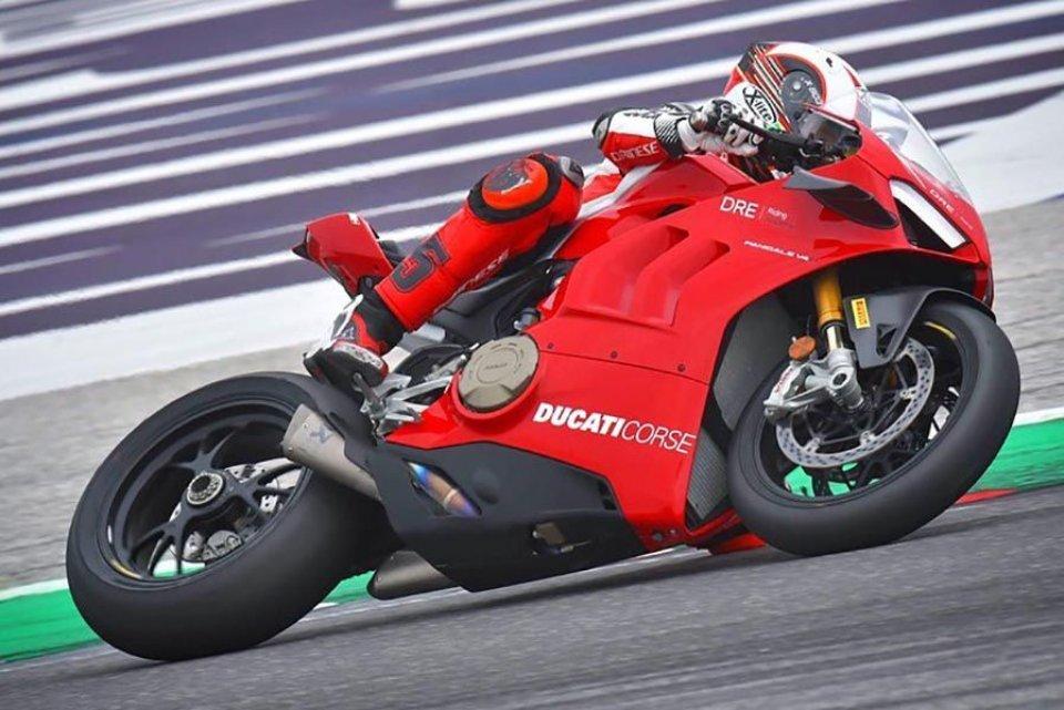 Moto - News: Ducati DRE Academy restarts: 2020 courses confirmed