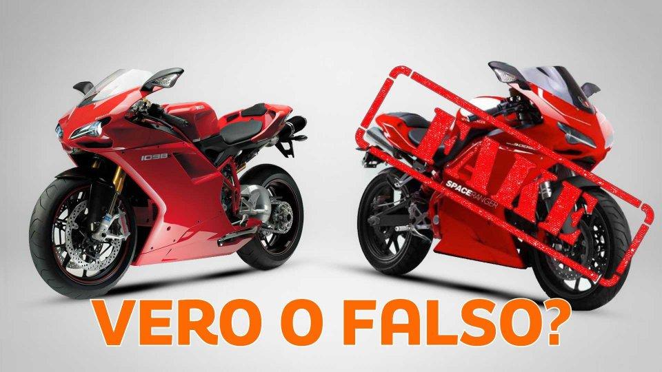"""Moto - News: Le """"cinesate"""": quando la moto-copia è troppo simile all'originale"""
