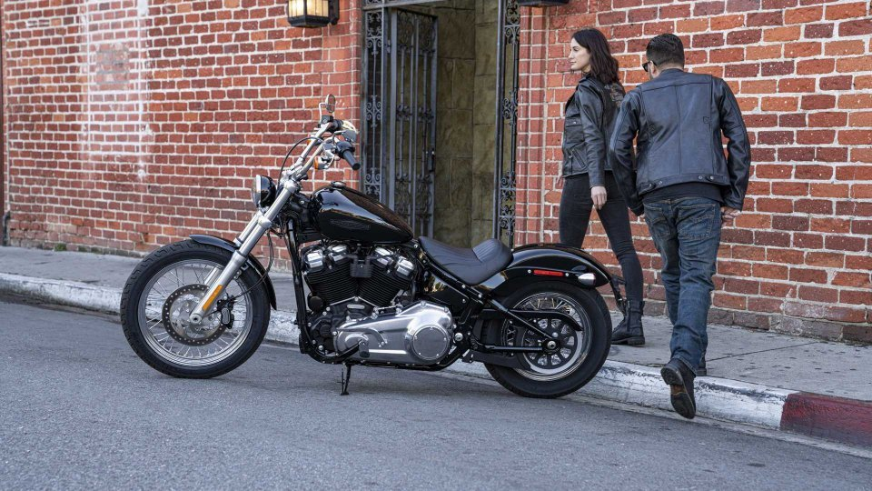 Moto - News: Harley-Davidson: per la Fase 2 la moto arriva direttamente a casa