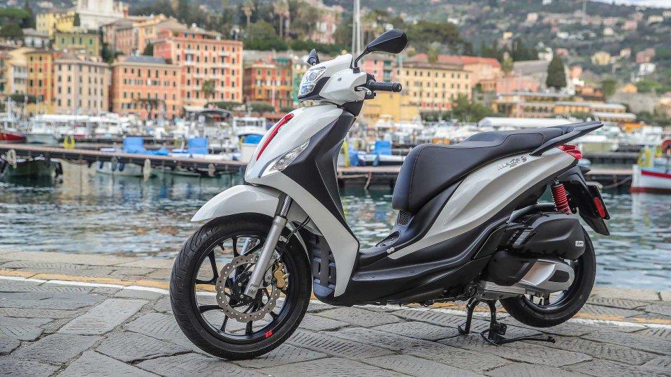 Moto - News: Piaggio: per la Fase 2 mini-rate e sconti su scooter e Vespa