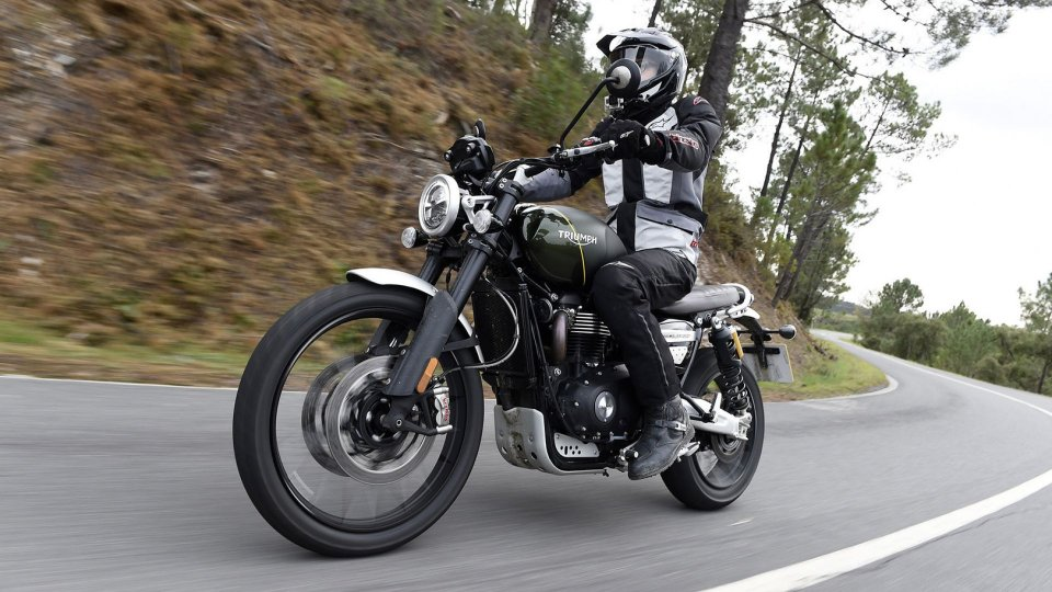 Moto - News: Triumph Take Care, tre nuovi pacchetti di manutenzione per il 2020