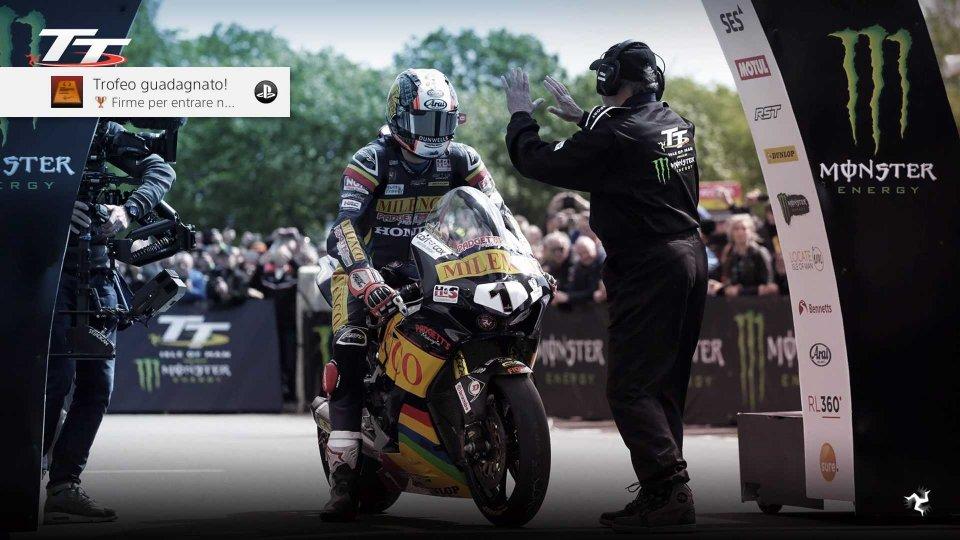 Moto - News: Tourist Trophy 2020: si corre, ma in virtuale