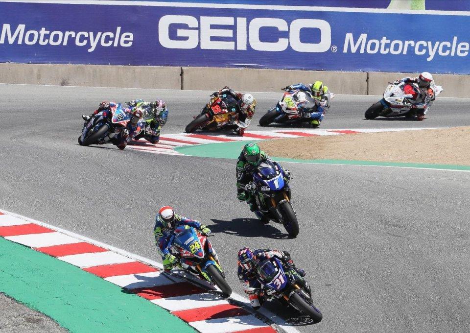 MotoAmerica: MotoAmerica pospone la Superbike Speedfest a Monterey