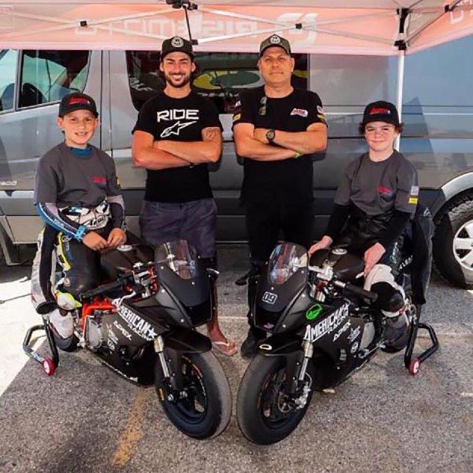 MotoAmerica: L' American Racing Team annuncia la squadra corse ufficiale di Ohvale