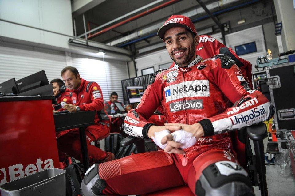 "MotoGP: Pirro: ""Dovizioso hasn't got enough self-belief but he can do it"""