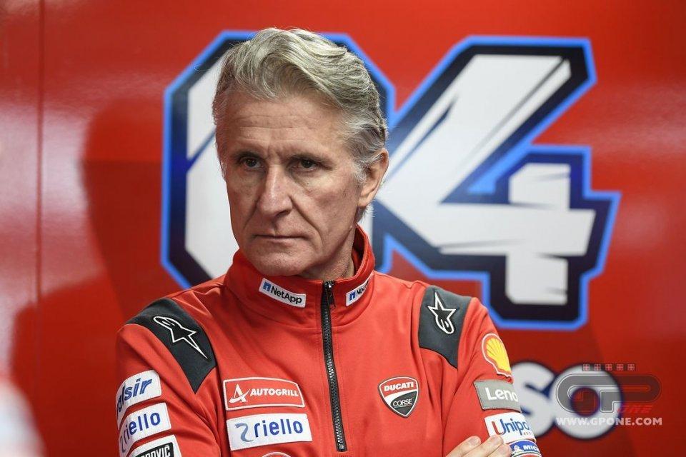 """MotoGP: Ciabatti: """"Dovizioso? There's no hurry: the Ducati is the most competitive bike"""""""