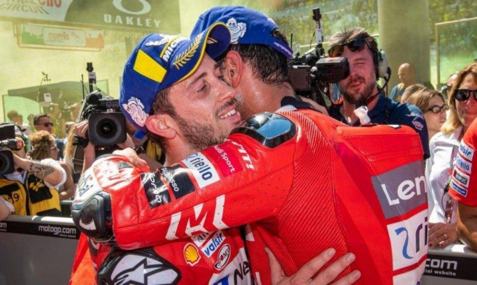 MotoGP: Primavera Rossa: Vettel, Dovizioso, Petrucci, è tempo di cambiamenti!