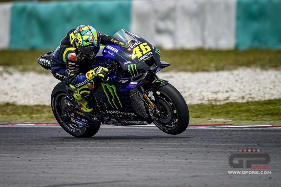 """MotoGP: Rossi: """"Ora in MotoGP serve meno tecnica e più coraggio"""""""