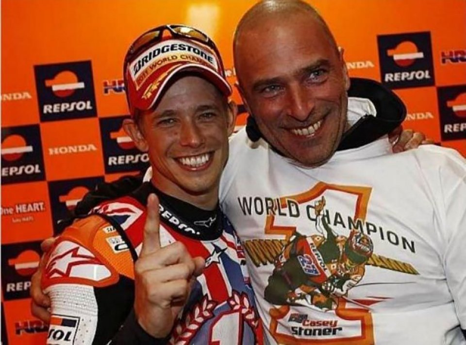 """MotoGP: Livio Suppo: """"Stoner in Honda would have suffered Marquez's personality"""""""
