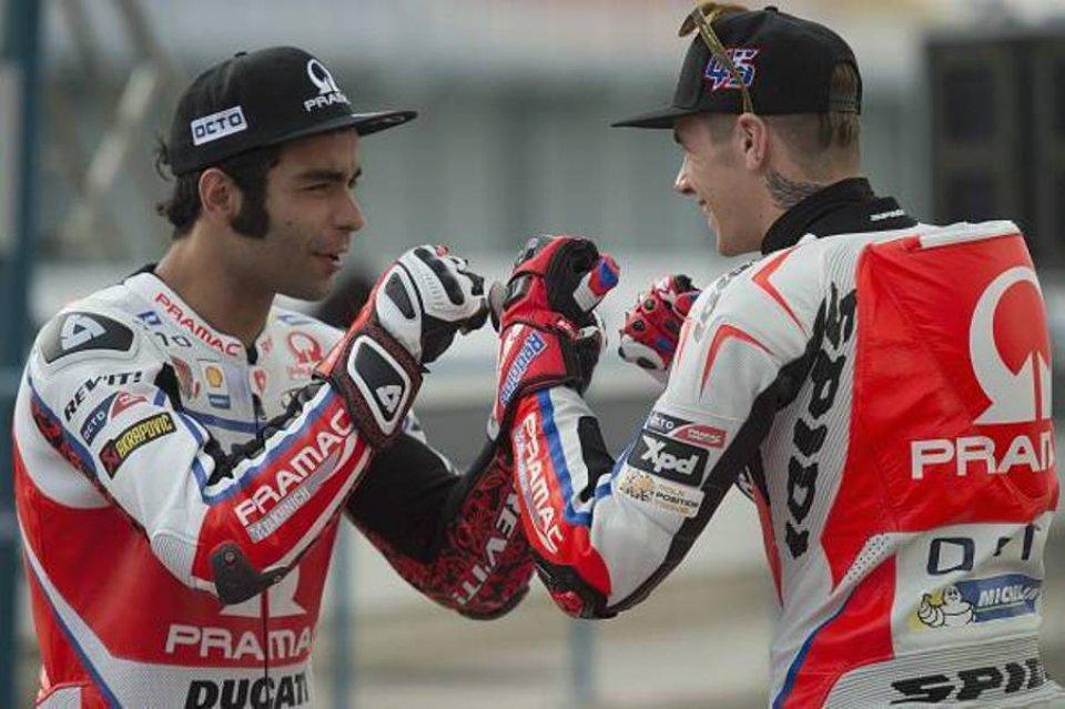 SBK: Superbike 2021, Ducati: obiettivo Dream Team Redding-Petrucci