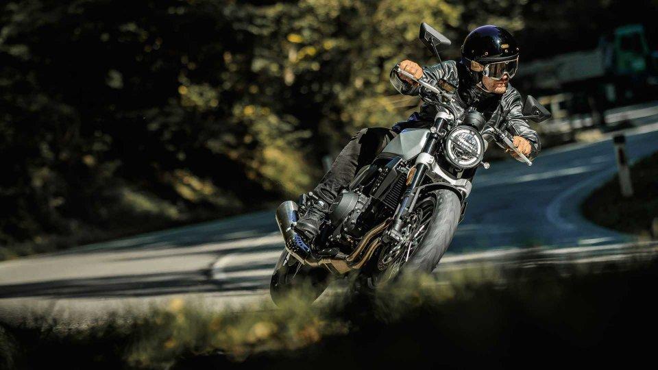 Moto - News: Brixton Crossfire 500, nuova ammiraglia Made in Austria