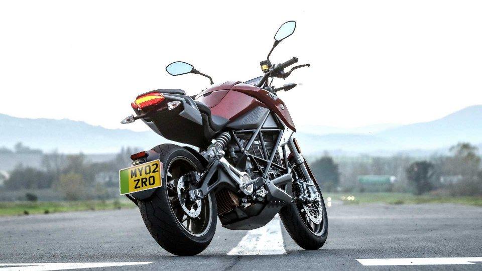 Moto - News: Regno Unito: targhe verdi per moto e scooter elettrici