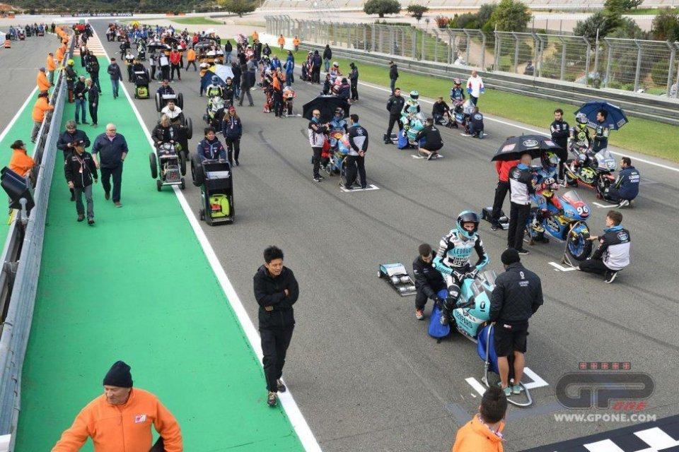Moto3: CEV: otto gare nel 2020 tra Portogallo e Spagna