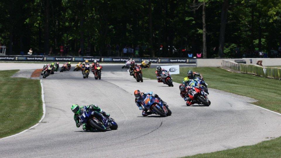 MotoAmerica: Beaubier e Fong si dividono le vittorie, doppio podio per Wyman e Ducati