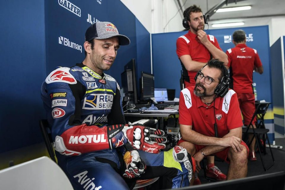 """MotoGP: Zarco: """"I have a chance of taking Dovizioso's place in Ducati"""""""